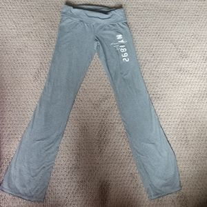 Abercrombie and Fitch stretch sweatpants